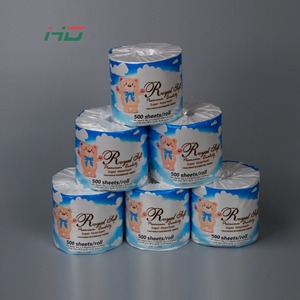 China supplier high quality soft bulk pack toilet tissue