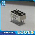 KERUN small size FND common cathode or anode 0.4 inch single digit 7 segment led display module