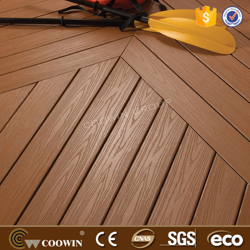 Outdoor Solid Wpc Deck Floor Covering Wpc Plank Buy