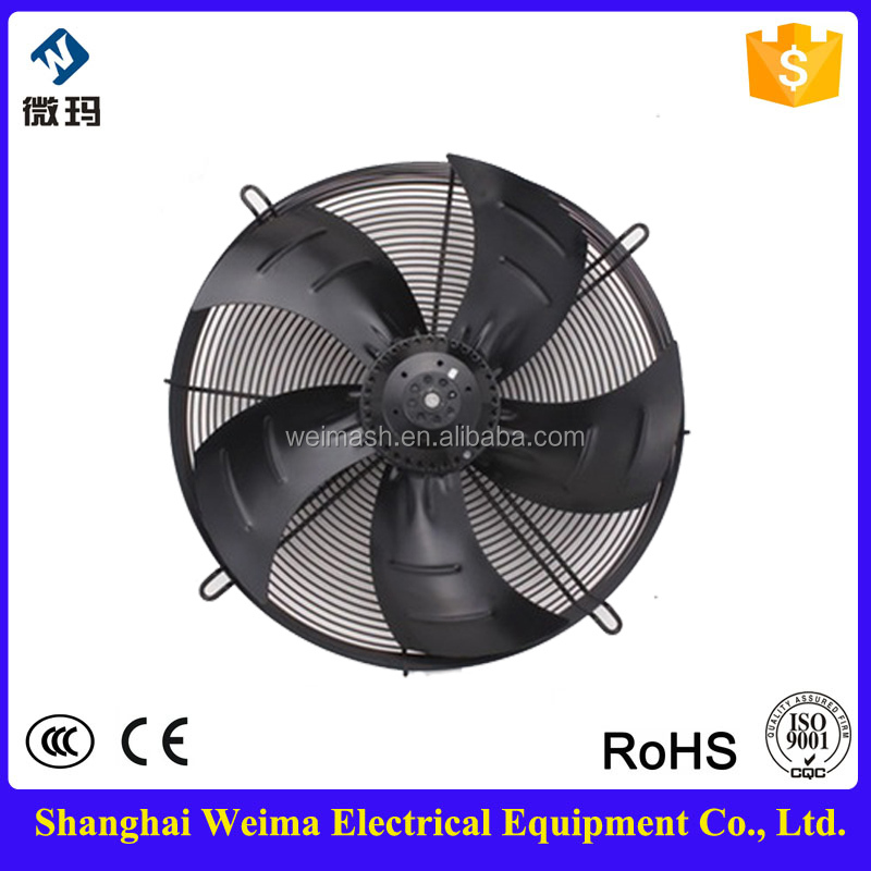 air ventilator for equipment various range centerfugal fan with fan blade