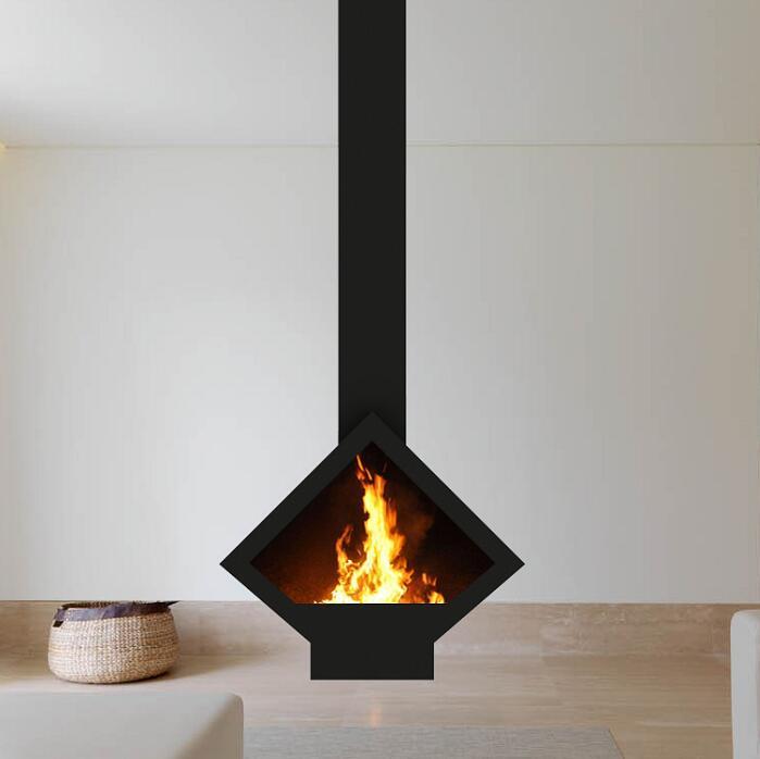 Xuzhou Golner Wood Burning Hanging Fireplace And Stove Buy