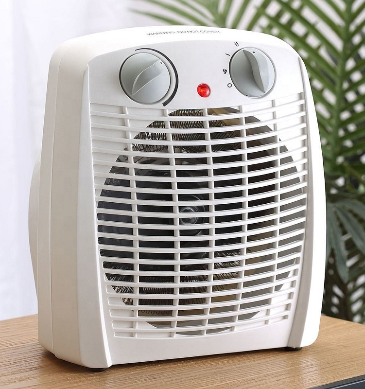 2019 New Portable Fan <strong>Heater</strong>, Compact design, Model FH-07