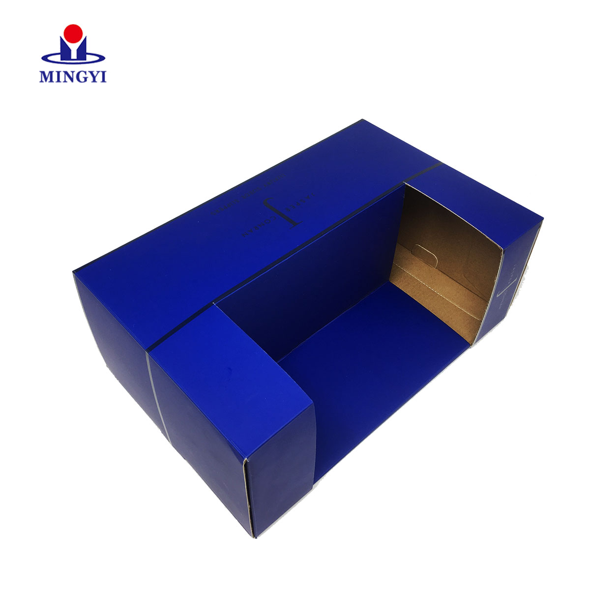New Design Professional corrugated gaylord boxes gasket galvanized prices For CBD