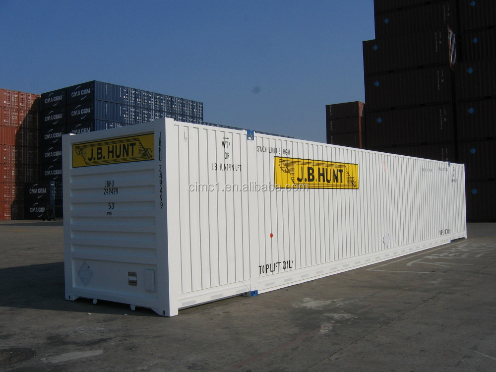 ISO 53' Dry cargo ocean containers