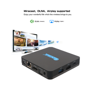 Q28 android tv box android7.1 Rockchip RK3328 KO-DI17.3 quad core smart tv box