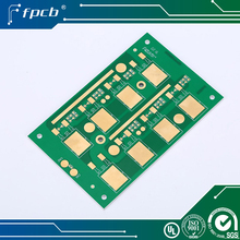 New promotion blue mask aluminum pcb