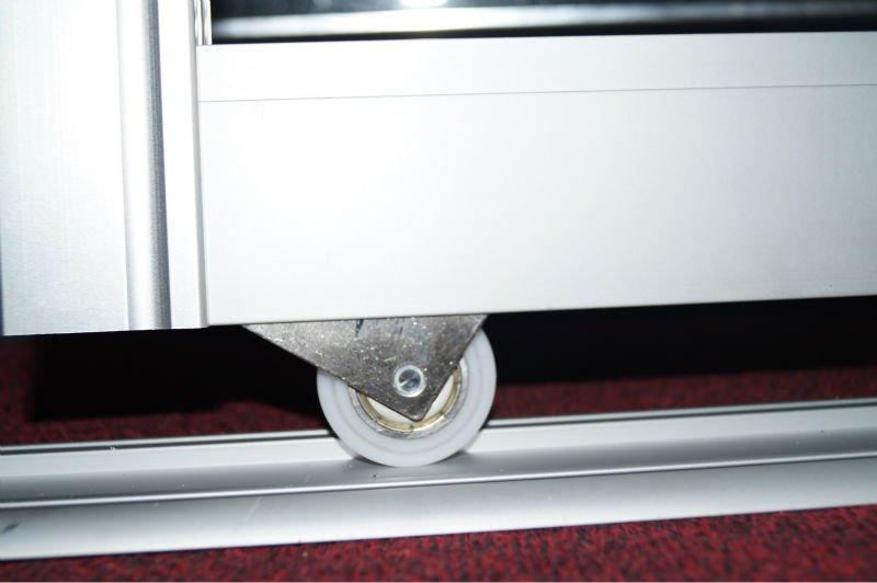 Accesorios armario puerta corredera de rodillos rodillos - Accesorios para puertas correderas ...