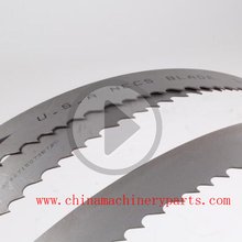 Bimetal Band Saw Blades Brands Dldt-4000 M-42 Heavy,Wood And Metal Cutting Bandsaw Blade