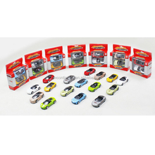 1/64 Promotion F/W Mini Die Cast 차 두 색 Assorted