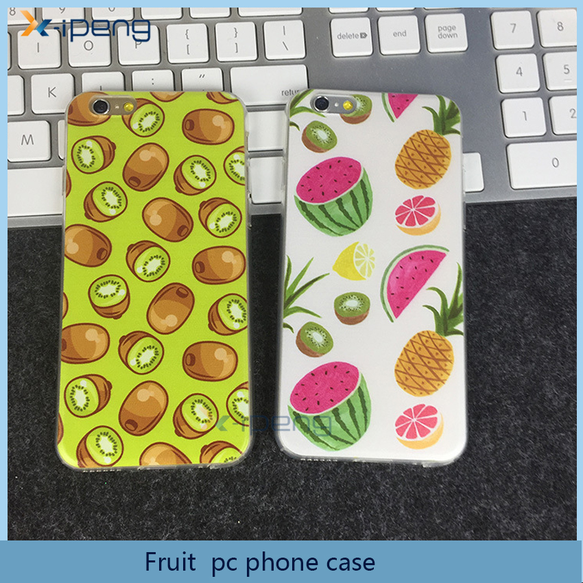 New style factory price watermelon lemon orange clean back phone case for lenovo vibe p1m