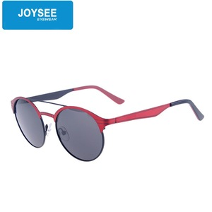 9027S Classic simple design cool metal man sunglasses