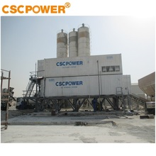 CSCPOWER containerized ice making plant with high quality