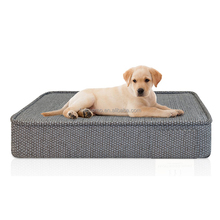 Memory Foam Waterproof Washable Cover Orthopedic Pet Dog Bed