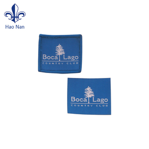 Reflect your brand's style shirt pillow labels/logo labels for handbags