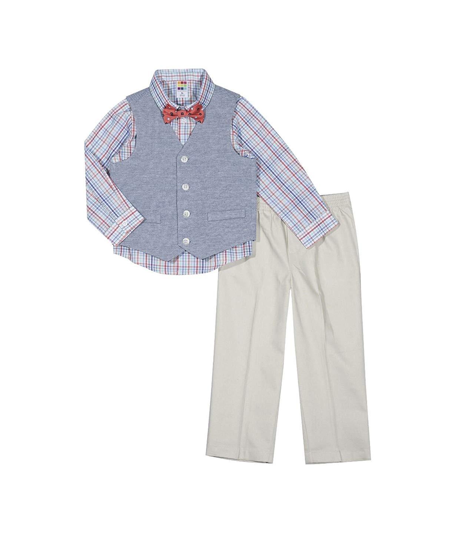 b4cf8c94fe0 Get Quotations · Healthtex Toddler Boy Vest