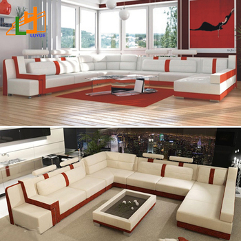 New Style Design Modern Leather Furniture Couch Set Buy Sofa From