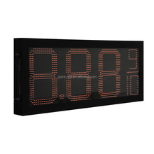 led electronic billboards gas station price display for sales