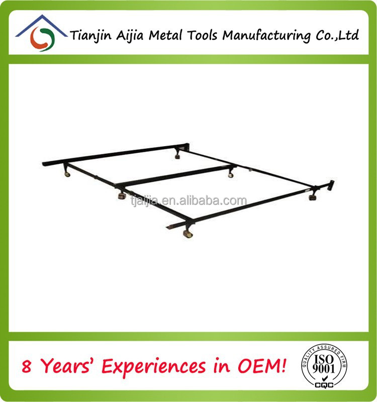 Angle Iron Bed Frame,Twin/full/queen Size Adjustable