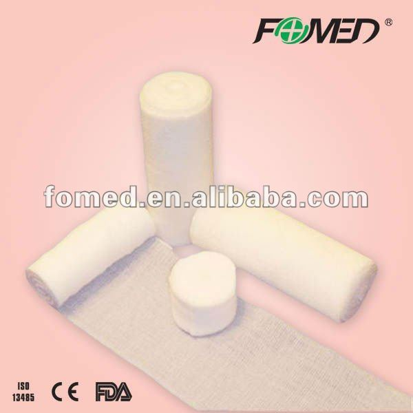 orthopedic plaster cast bandage