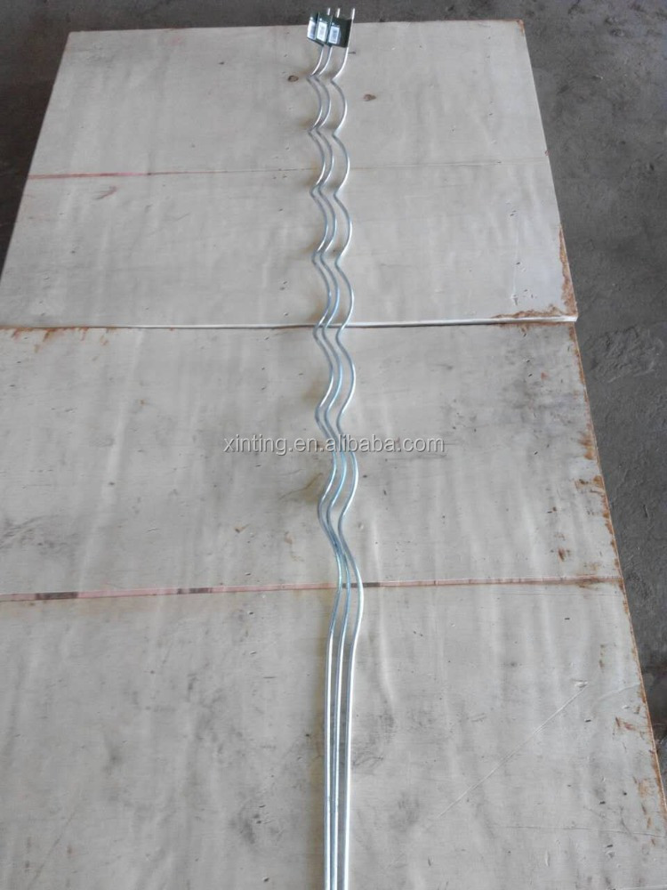 garden spiral wire stake for plant