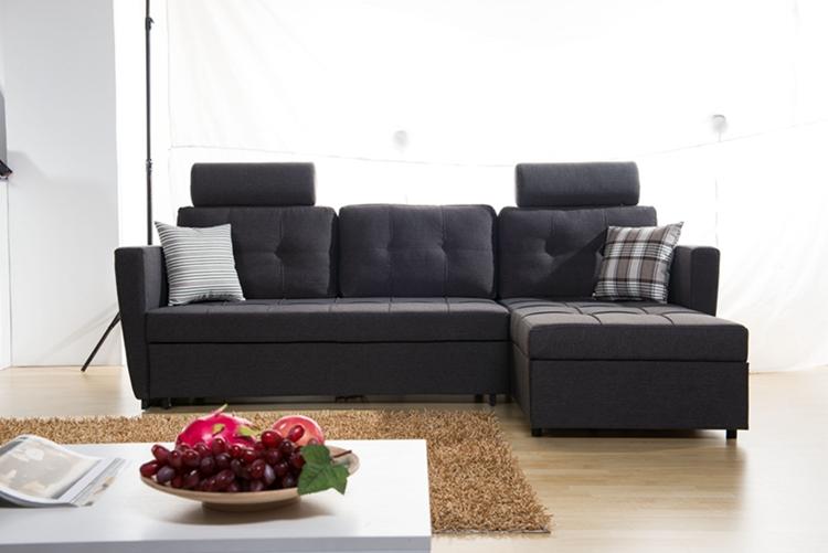 Modernes design ich form aufbewahrungsbox schlafsofa/billig sofa ...
