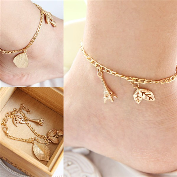bracelet find cheap jewelry inch plated gold bracelets ankle guides yellow quotations shopping flower topaz anklet get adjustable crystal