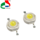 Taiwan chip 1W high power led white 6500K cct 120lm whosale