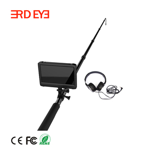 High quality 5.0MP audio video telescoping life searching camera for earthquake rescue