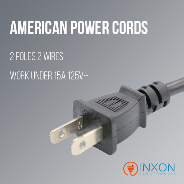 Promotional Price Free Sample swivel seal usa power cord for hair dryer
