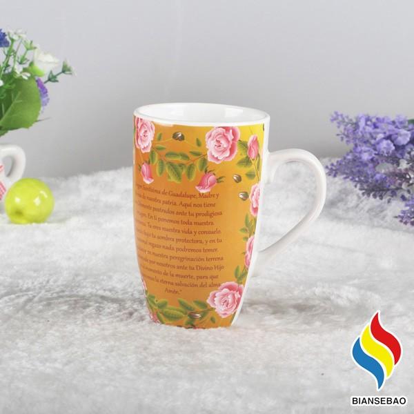 Ceramic Heat Sensitive Color Changing Temperature Change Magic Mug Cup  Personalized Hot Water Custom Mugs