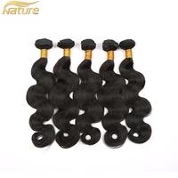 Brazilian virgin human hair extension, factory price virgin Brazilian hair