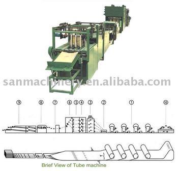 Kraft Paper Cement Bag Making Machine Trade Assurance ...