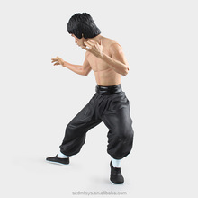 Film Star Kung Fu Master Bruce Lee Figma PVC Action Figure Collectible Model Toy
