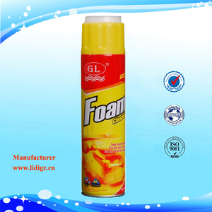 Supply Auto Vinyl Cleaner, Car Upholstery Cleaning Spray, Safe Degreaser  Foam