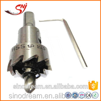 M2 Hss Hole Saw Cutter for steel