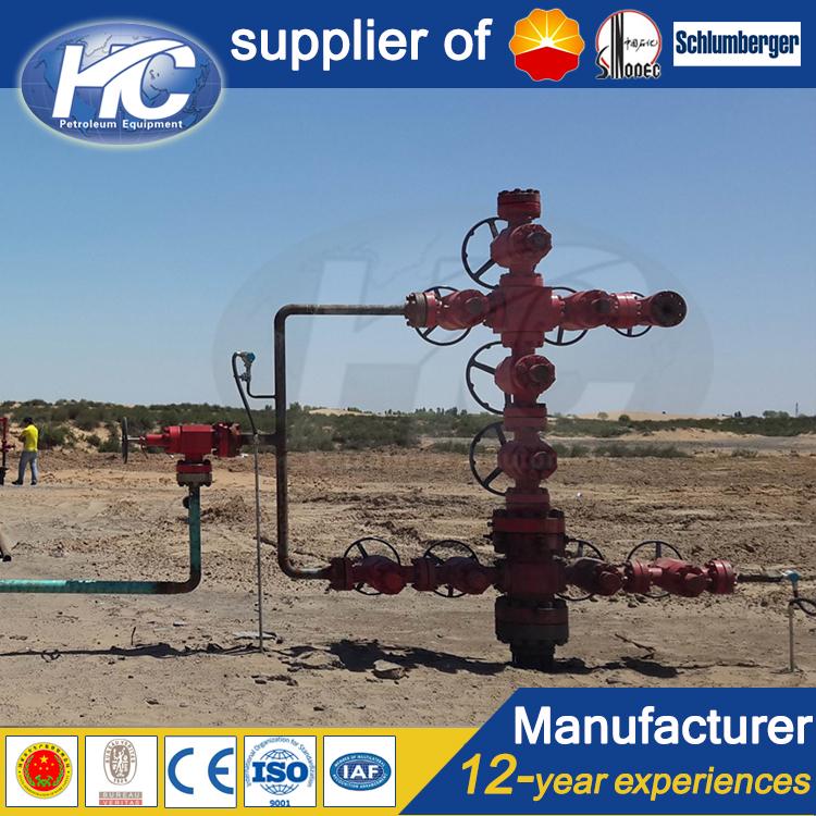Wellhead Xmas Tree /wellhead Christmas Tree /oil Gas Field Drilling Equipment To Africa - Buy ...