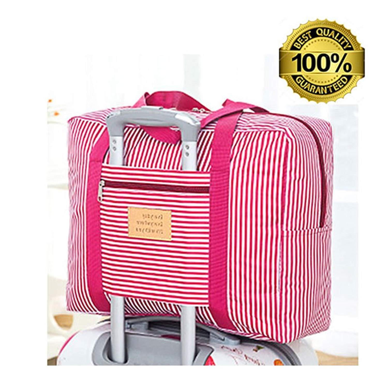 Travel Foldable Bag Waterproof Duffel Fashion Beach Bag Household Oxford Cloth Large Capacity