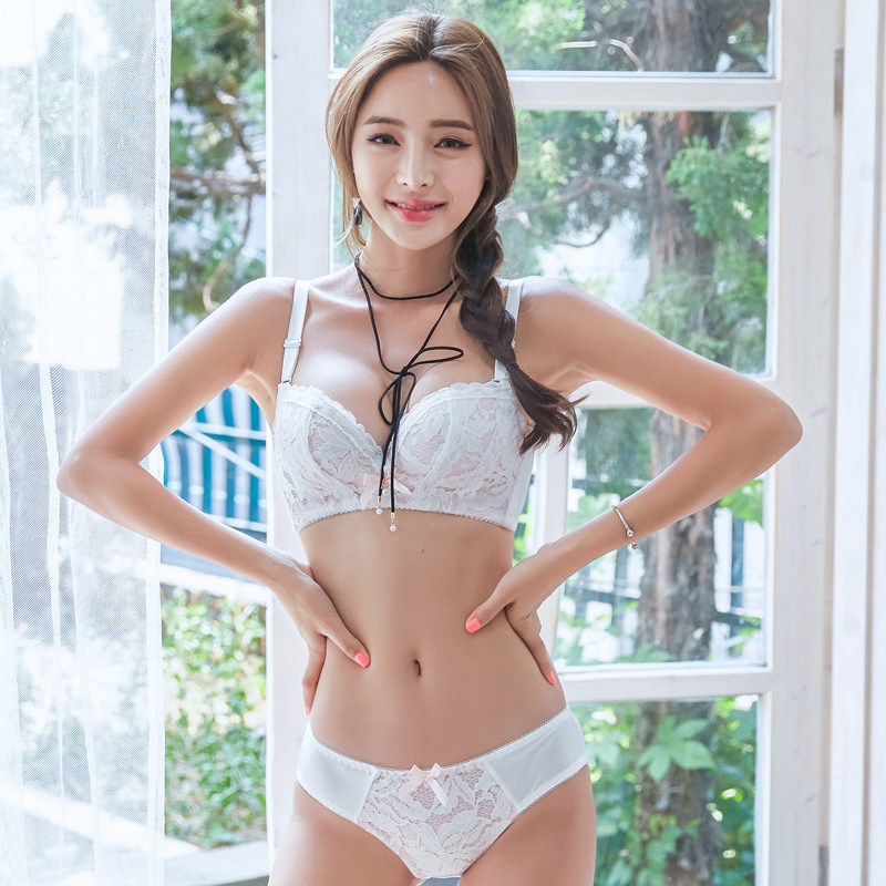 83c2addd4 Hot sexy transparent nighties bra panty set sexy lace bra set for women  underwear