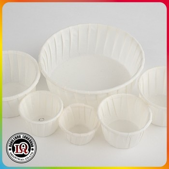 paper sampling cups Biodegradable portion cups and lids this is where to buy sample cups that are eco friendly try compostable souffle cups with lids, condiment cups, portion control cups.