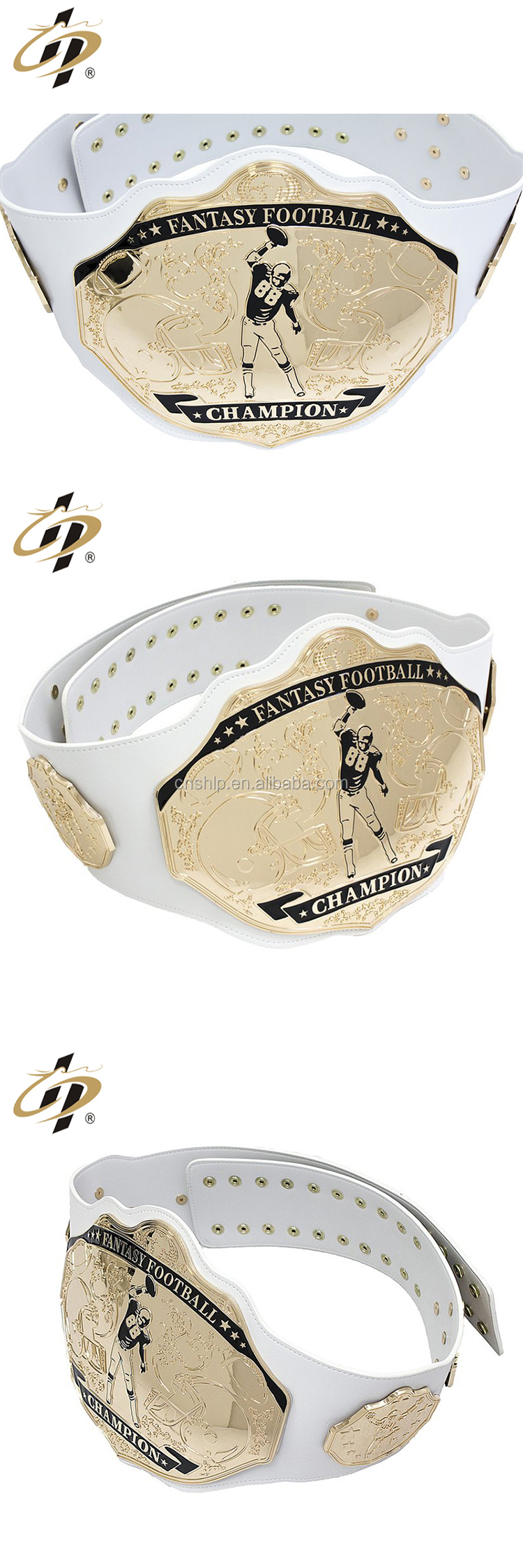 Promotional Custom Fantasy Football Championship Belt