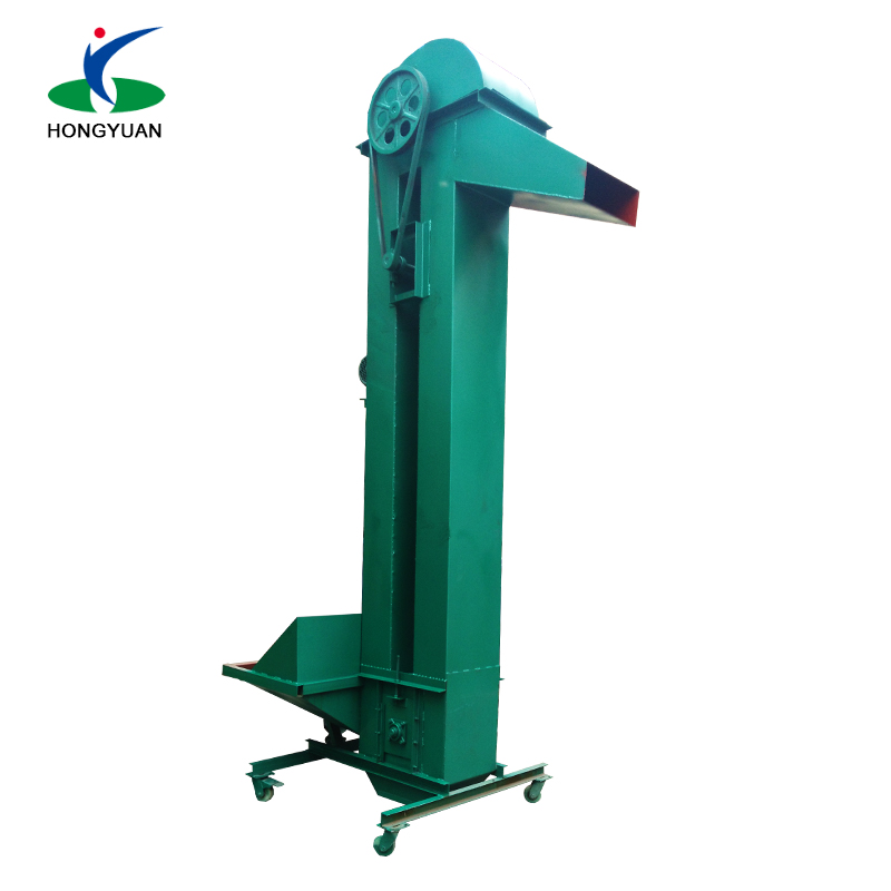 Grain seed granues vertical lifting small bucket elevator