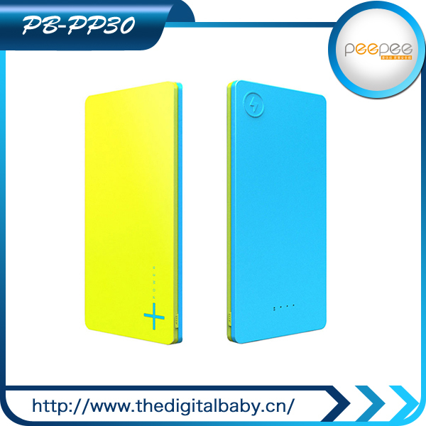 leader,factory direct sale 10000mah portable power bank