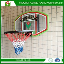 Outdoor & Indoor Basketball Ring and Backboard Set for Sale