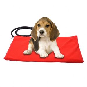 Enjoying life 55 degree thermal protector pet electric heating pad for Winter Mat Blanket Bed
