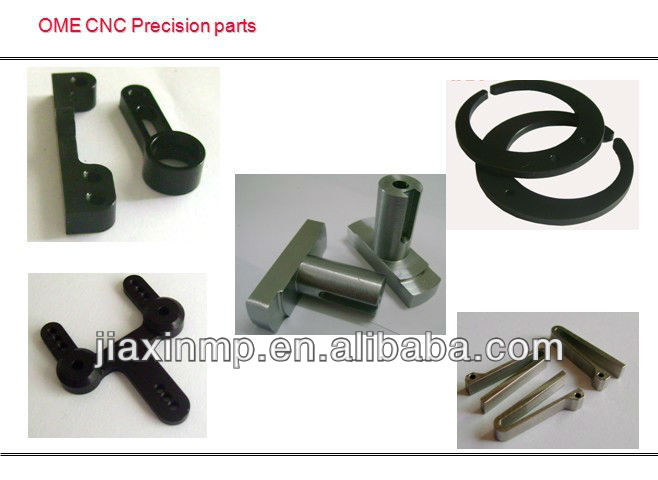 custom cnc turning machinery accessories with small order