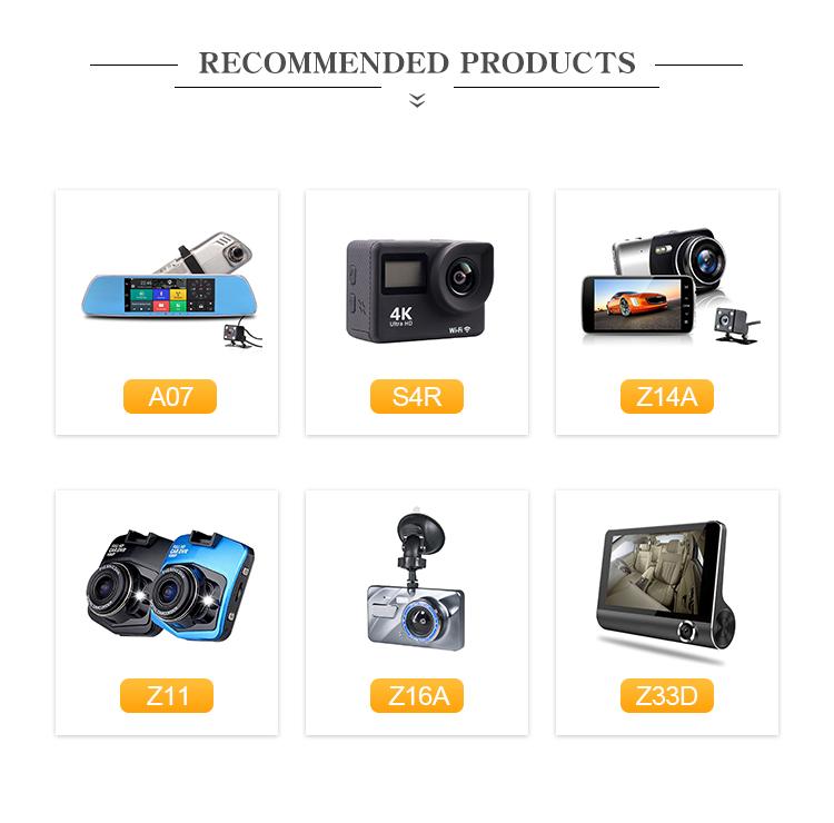 Mini Dv Spor Kamera Sualtı 30 M Su Geçirmez Kask Kamera 4 K Yeni Spor Kamera Gos Pro