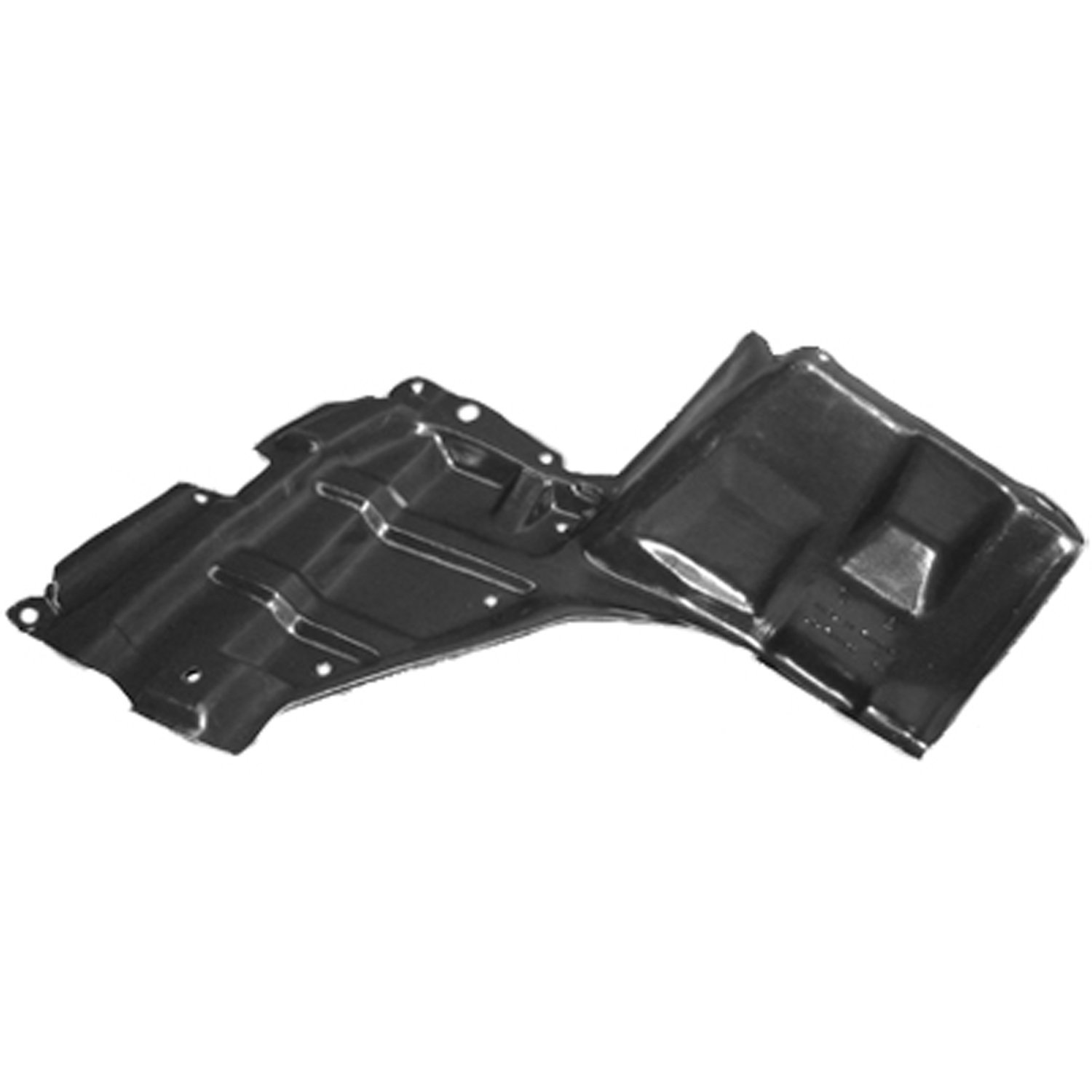 New Front Left Driver Side Engine Splash Shield For 2007-2012 Toyota Yaris Under Cover TO1228138