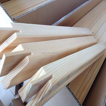 Heavy Duty Stretcher Bar Kiln-dried,Knot-free Pine,Finger Splice ...
