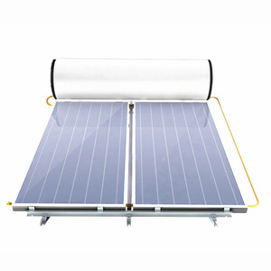 Equivalent connector solar kit panel Flat Panel Integrated Solar Water Heater System