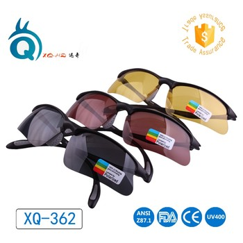 OEM UV400 Polarized Driving Sunglasses night vision goggles with FDA certificate